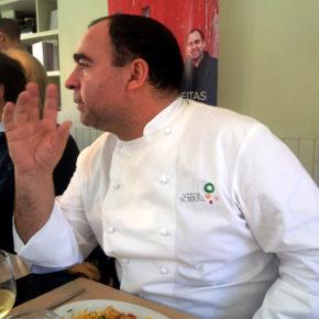 A receitas de bacalhau Vitor Sobral 14