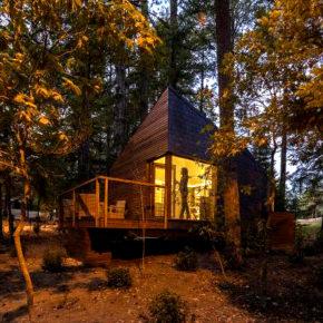 Eco Houses Pedras Salgadas © Fernando Guerra00