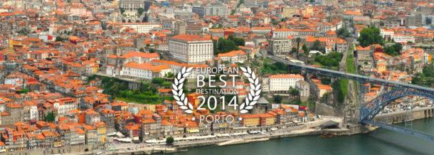 Porto European Best Destination 2014 C
