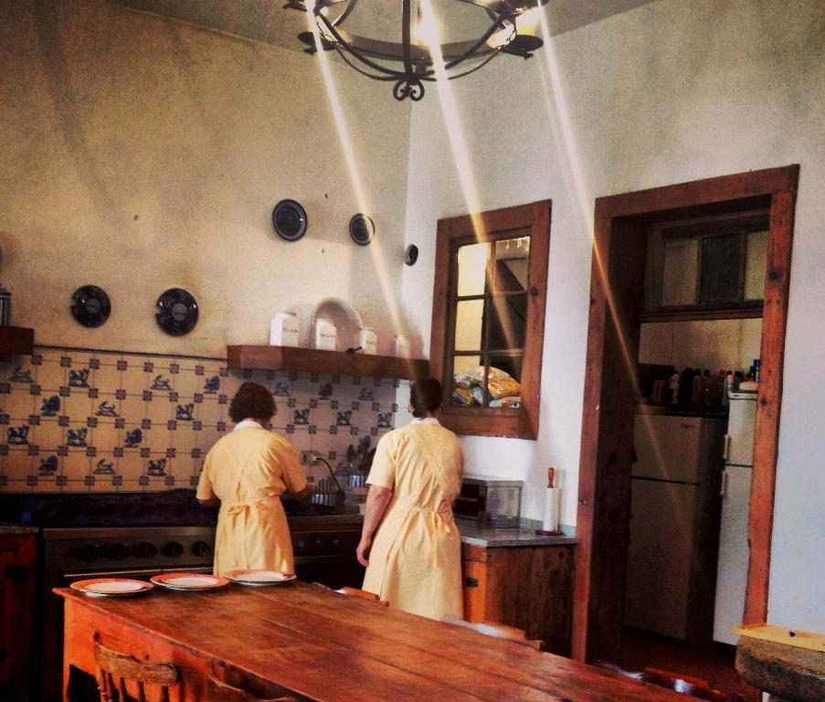 Quinta do Vesuvio Jantar 02 Douro Graham's Symington Family © Sancha Trindade