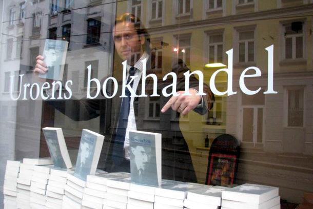 Uroens Bokhandel Oslo 1