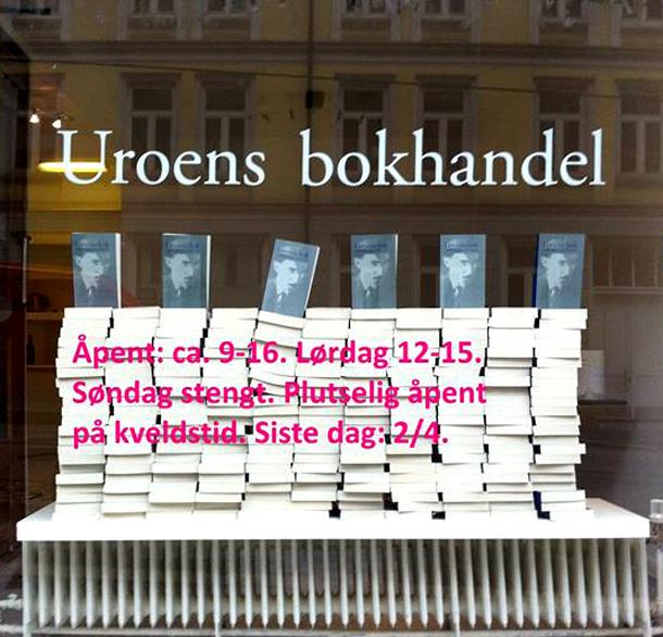 Uroens Bokhandel Oslo 3