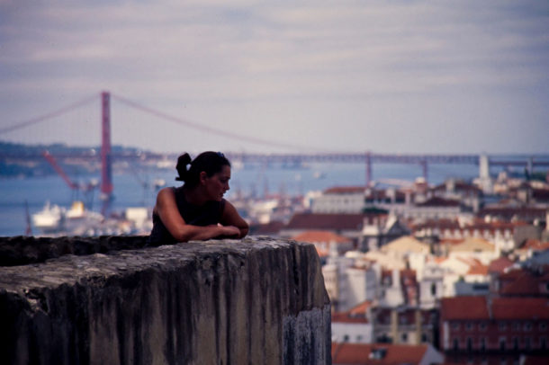 Lisboa na capa da National GeographicTraveler 2