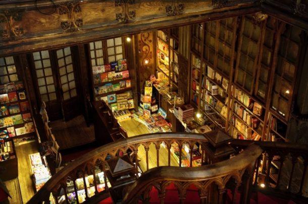 Livraria Lello Porto (1)