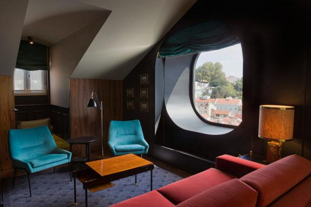 Hotel Valverde 10 A Cidade na ponta dos dedos Sancha Trindade