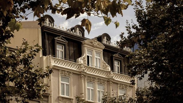 Hotel Valverde 11 A Cidade na ponta dos dedos Sancha Trindade