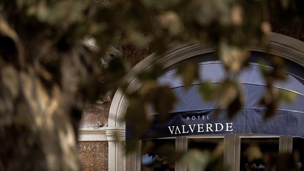 Hotel Valverde 5 A Cidade na ponta dos dedos Sancha Trindade
