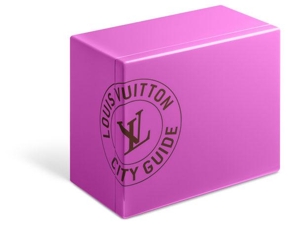 Louis Vuitton New Guide Novos Guias A cidade na ponta dos dedos Sancha Trindade 3