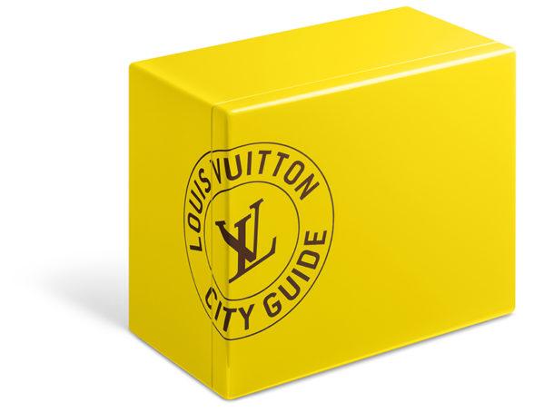 Louis Vuitton New Guide Novos Guias A cidade na ponta dos dedos Sancha Trindade 4