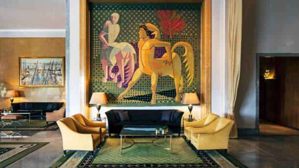 Ritz Four Season Lisbon How To Spend it Financial Times A Cidade na ponta dos dedos Sancha Trindade