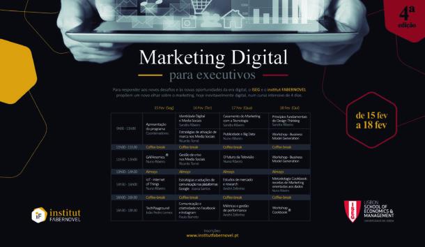 Marketing Digital Executivos ISEG 2