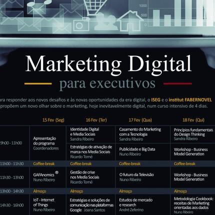Marketing Digital para Executivos