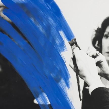 Helena Almeida em Paris