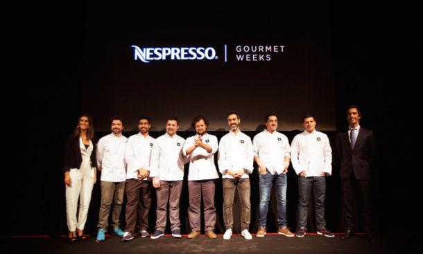 Nespresso Gormet Weeks A Cidade na ponta dos dedos de Sancha Trindade0