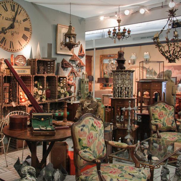 5 Antiques Nieuwe Spiegelstraat