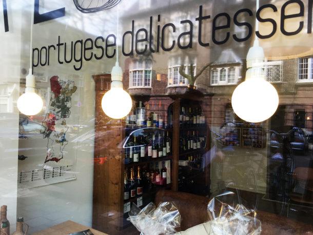 A Loja Poertugese Delicatessen A Cidade na ponta dos dedos de Sancha Trindade3