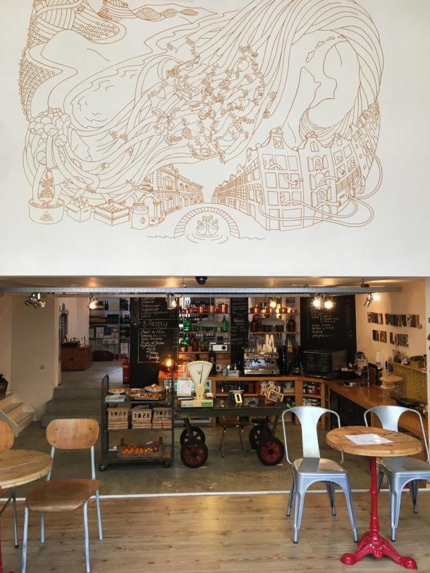 A Loja Poertugese Delicatessen A Cidade na ponta dos dedos de Sancha Trindade9