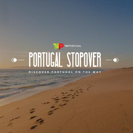 TAP desafia a passar por Portugal