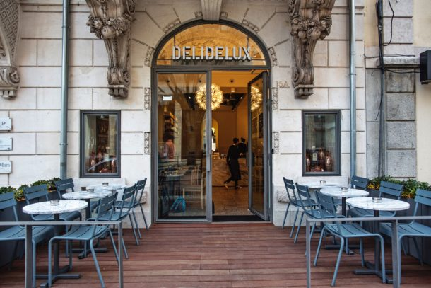 Delidelux, Rua Alexandre Herculano. Lisboa.Photo- Paulo Barata 2017